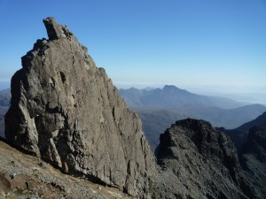 The Inaccessible Pinnacle, Sgurr Dearg