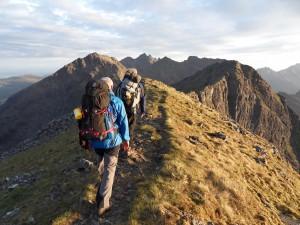 Gars Bheinn, Skye Ridge Traverse