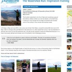 Watershed Run Talk