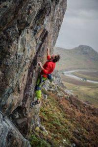 Mac Talla 7b, Goat Crag Gruinard
